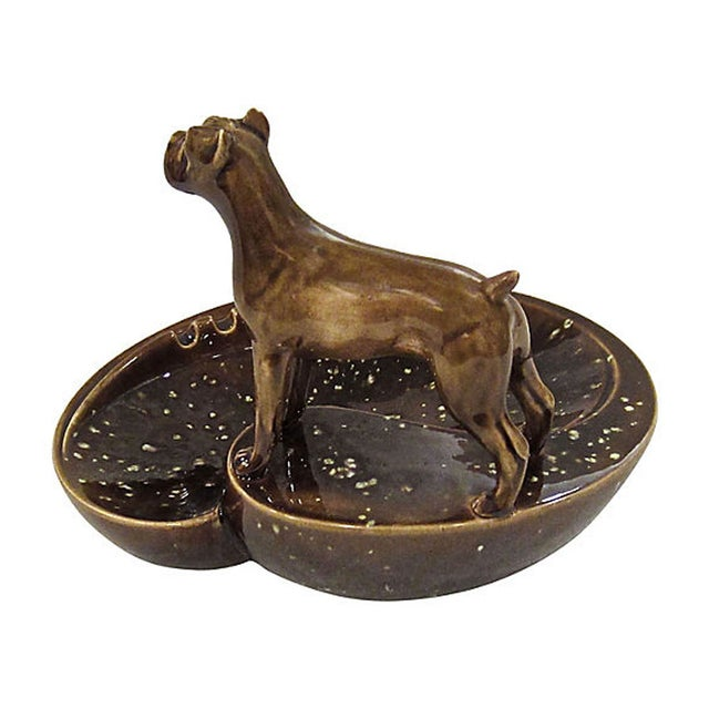 Boxer Dog Catchall - Image 3 of 5