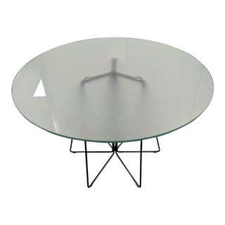 Lella & Massimo Vignelli for Knoll Paperclip™ Medium Round Table