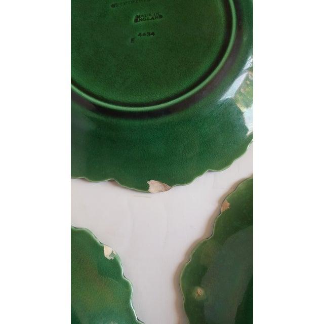 Wedgwood Cabbage Plates - Set of 4 - Image 4 of 4