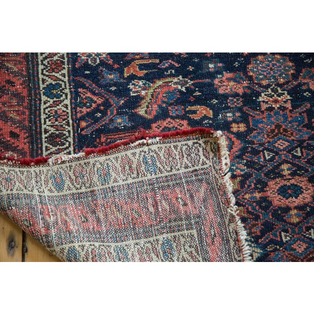 """Antique Malayer Rug - 4'1"""" X 6'6"""" - Image 8 of 9"""