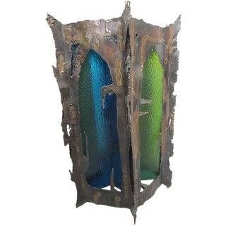 Brutalist Artisan Pendant Light