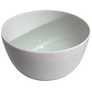 Rosenthal Studio White Footed Bowl