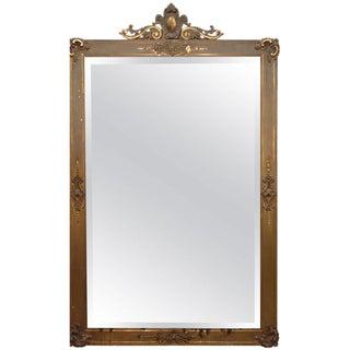 Victorian Era Mirror From a Bordello in Northern California