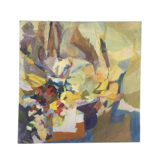 Lois Foley Abstract Painting