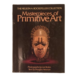Masterpieces of Primitive Art Book