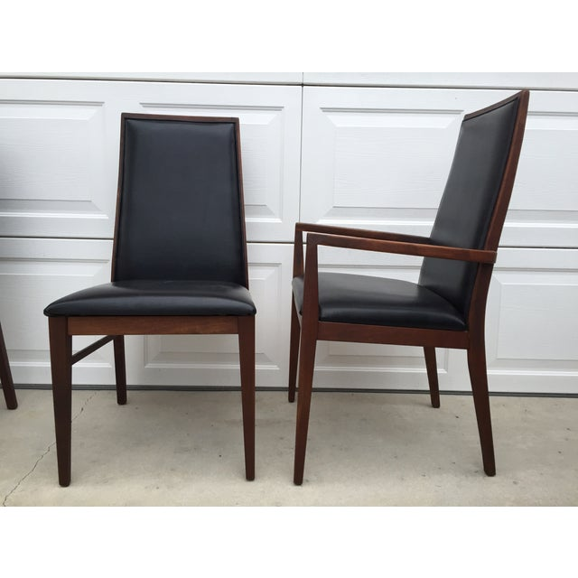 Milo Baughman Dillingham Dining Chairs - Set of 4 - Image 5 of 11