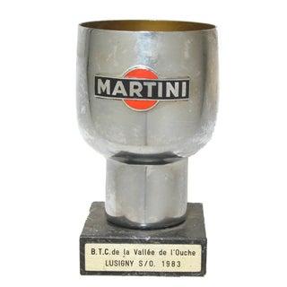 Vintage French Skeet-Shooting Trophy