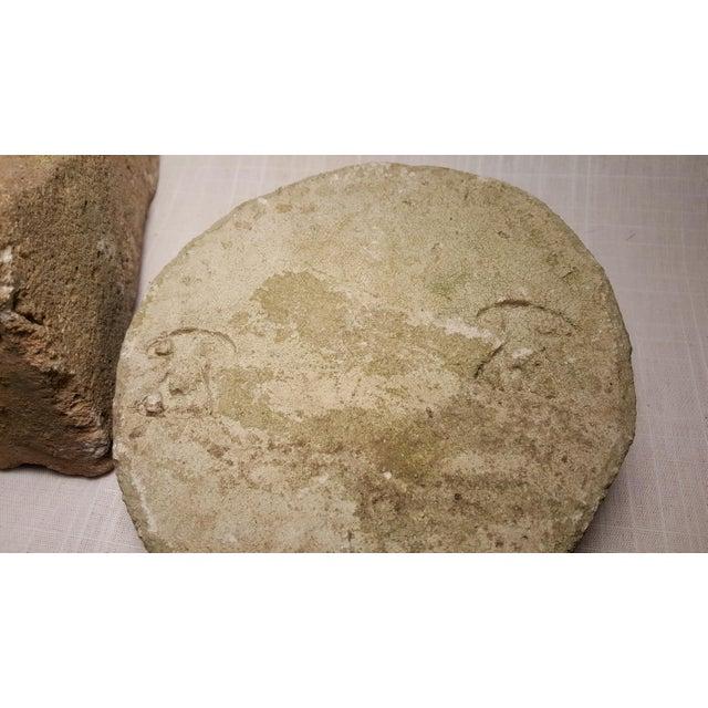 Vintage Garden Stone Carved Mushroom (Staddle) - Image 4 of 5