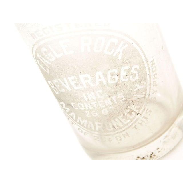 Image of Eagle Rock Seltzer Bottle from Mamaronek, NY