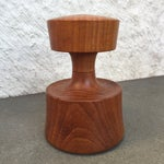 Image of Early Dansk Teak Pepper Mill