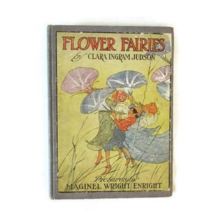 Maginel Wright Enright Flower Fairies Book