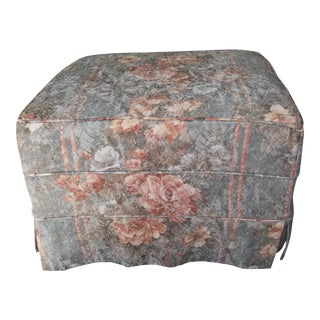Wade Furniture of England Ottoman