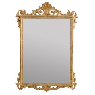 Gilt Wood Articulated Mirror