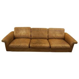 Vintage Leather De Sede Sofa