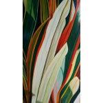 Image of Flax Study II Original Acrylic on Canvas