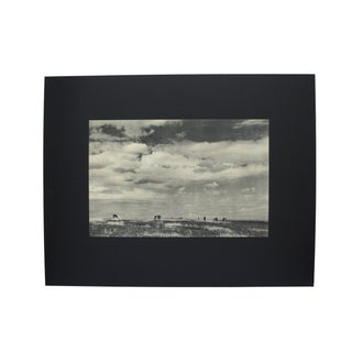 The Steppe Photogravure by Margaret Bourke-White
