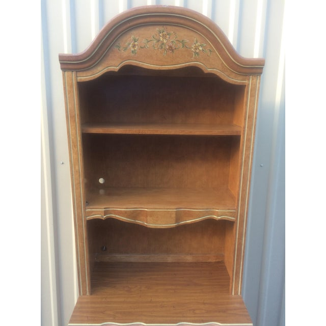Image of Stanley Traditional Solid Wood Hutch