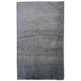 """Aara Rugs Inc. Hand Knotted Oushak Rug - 6'1"""" x 3'11"""""""