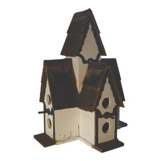 Vintage & Handmade Birdhouse