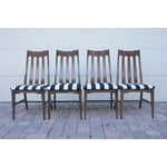 Image of Mid Century Dining Chairs - Set of 4