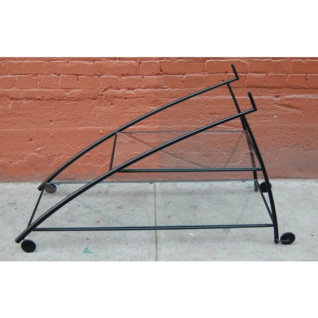 Modernist Bar Cart - Image 3 of 9