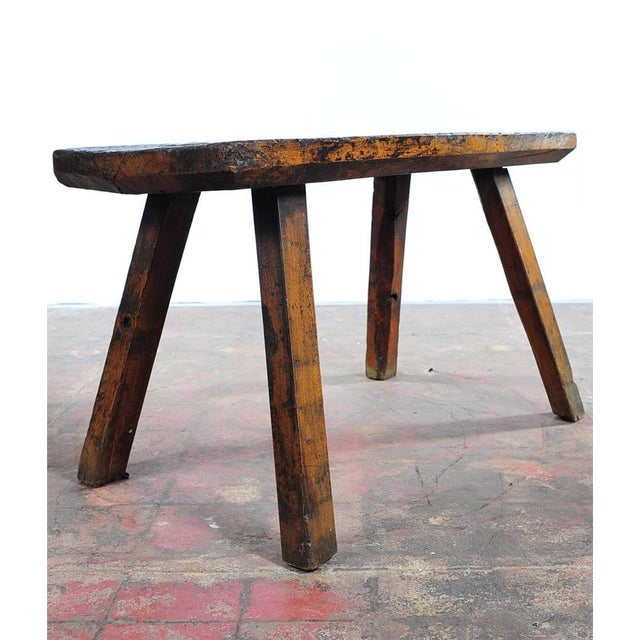 18th Century Antique French Rustic Farm Table - Image 11 of 11