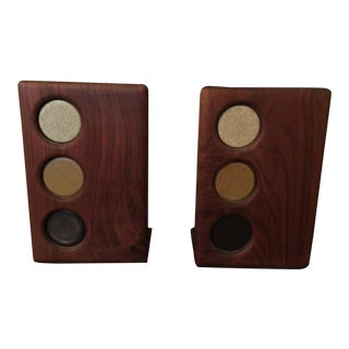 Martz Marshall Studios Bookends - A Pair
