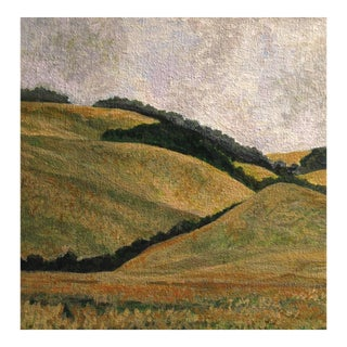 """""""101 North to Lucas Valley Road"""" Painting"""