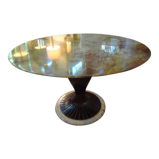 Mid-Century Italian Center Table