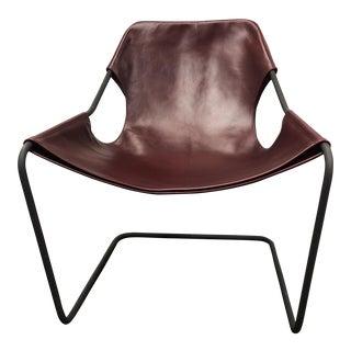 Paulo Mendes Da Rocha Paulistano Leather Armchair