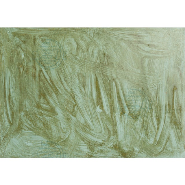 Oil Painting - A Stiff Breeze, 1966 - Image 6 of 6