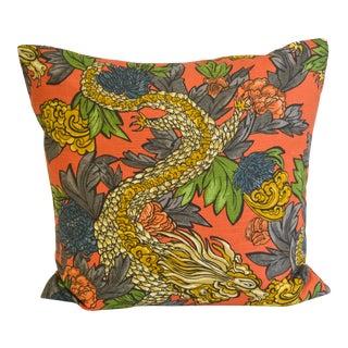 Dwell Studio Dragon Pillow