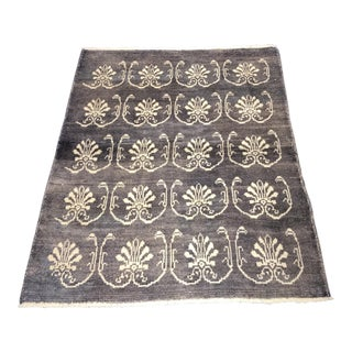 "Bellwether Rugs Vintage Turkish Oushak Petite Rug - 3'10""x4'9"""