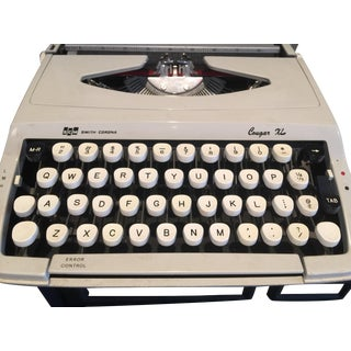 Smith Corona Cougar XL Typewriter