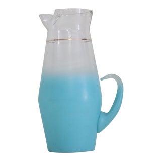 Blendo Blue Ombre Pitcher