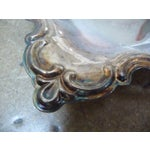 Image of Antique Silver Tray