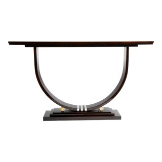 Mid-Century Style Side Console