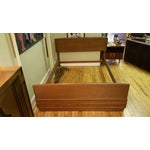 Image of Heywood-Wakefield Sculptura Full Size Bed Frame