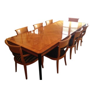 Biedermeier Dining Room Set