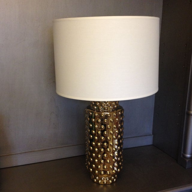 Gold Dolly Table Lamp - Image 2 of 5