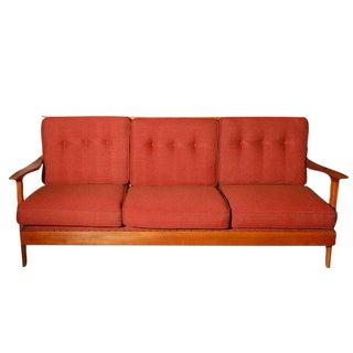 John Kapel Spindle Back Sofa