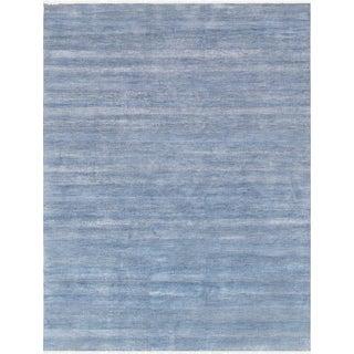 "Pasargad Transitional Silk & Wool Area Rug - 9' 1"" X 12' 0"""