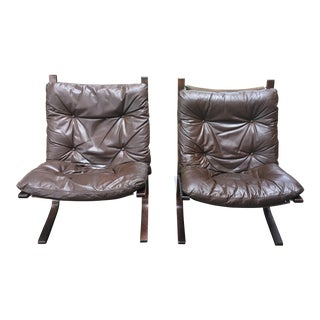Igmar Relling for Westnofa Siesta Chairs - A Pair