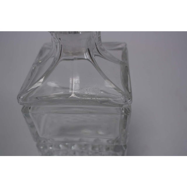 Cut Glass Liquor Decanter - Image 6 of 6