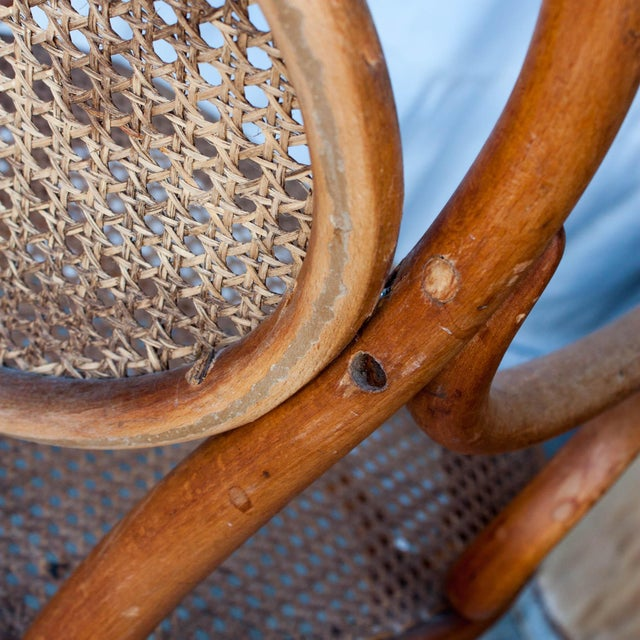 Vintage Thonet Arm Chair - Image 9 of 11