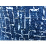 Image of Faded Indigo Batik Pillow