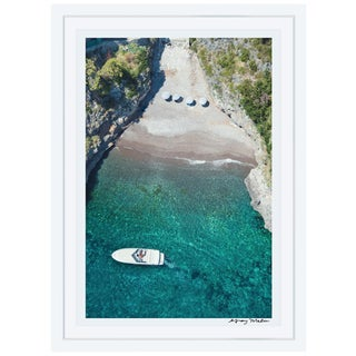 """Secret Beach, Positano"" Print"