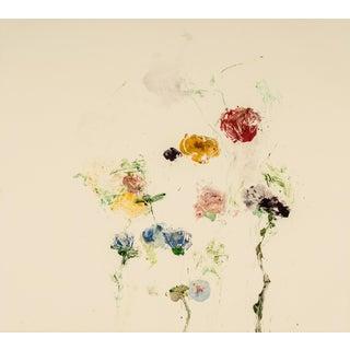 Think of Blooming 11, 2002, Monoprint by Susan Hambleton.