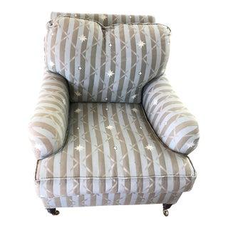 George Smith Club Chairs - Pair