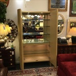 Image of Custom Art Deco Gold & Ivory Bar or Display